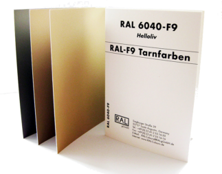RAL F9